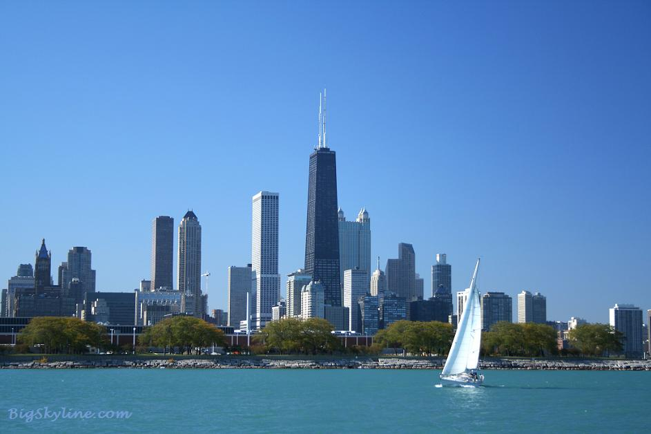 Another picture of Chicago's beautiful city skyline