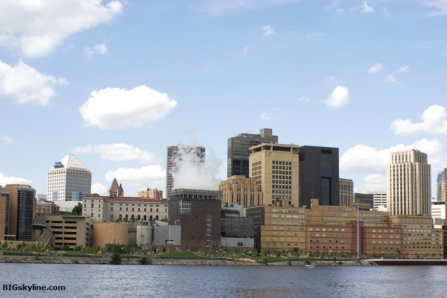 Picture of St. Paul's Skyline