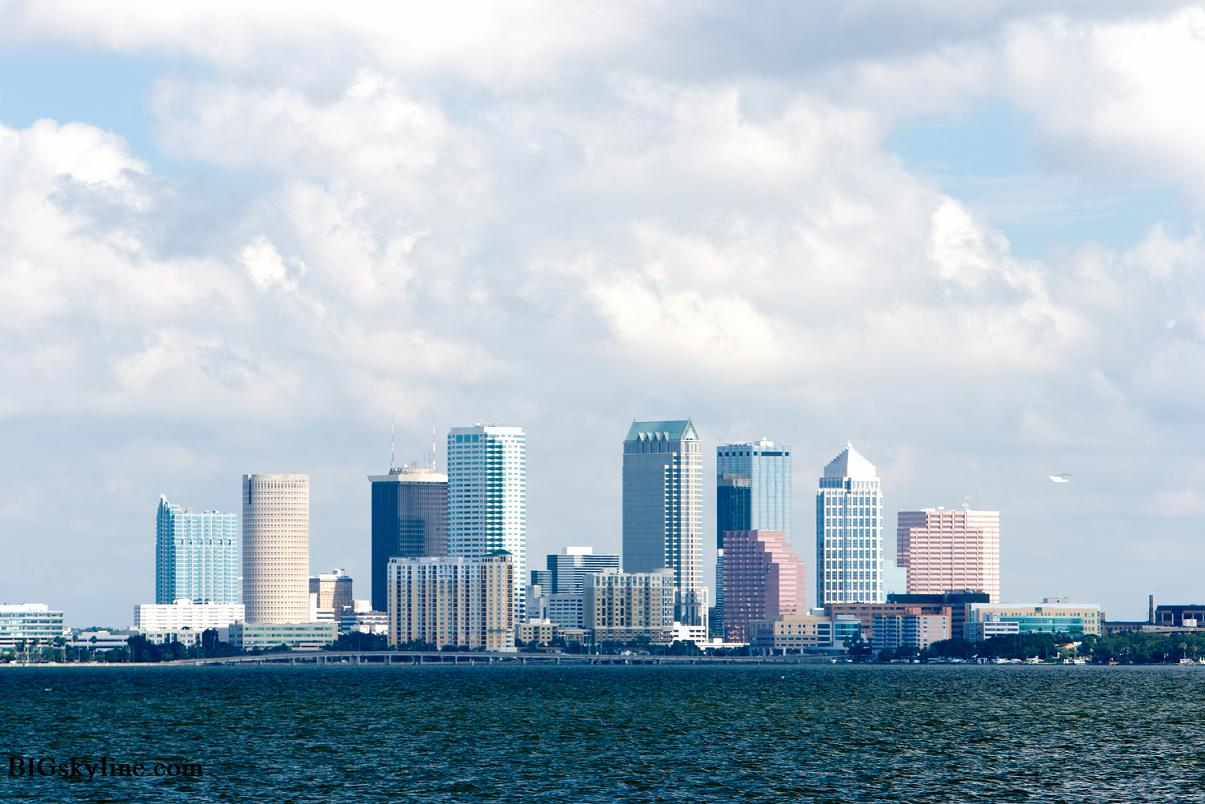 Pic of Tampa Skyline